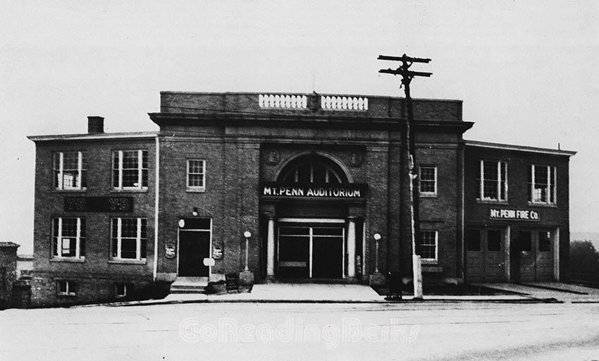 Mount Penn Auditorium
