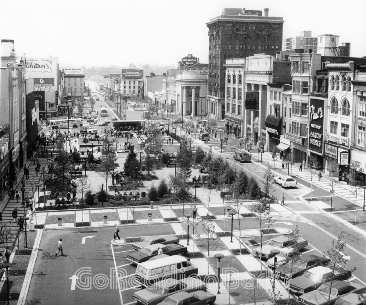 Penn Square Pedestrian Mall