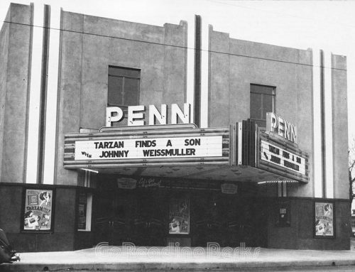 Penn Theatre – West Reading, Pennsylvania