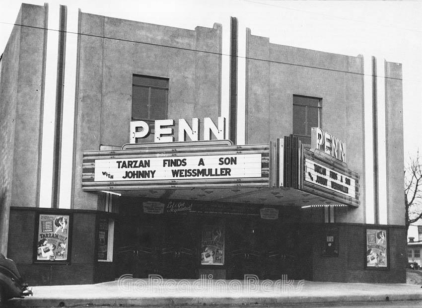 Penn Theatre in West Reading