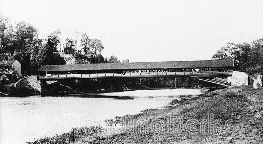 Stoudt's Ferry Bridge