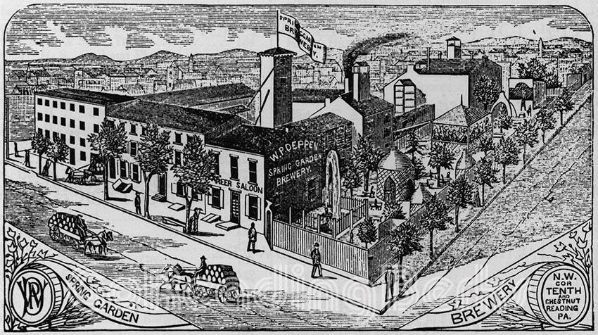 Deppen's Spring Garden Brewery
