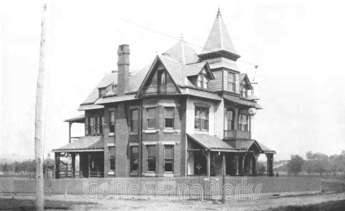 Stocker Mansion and Brewery