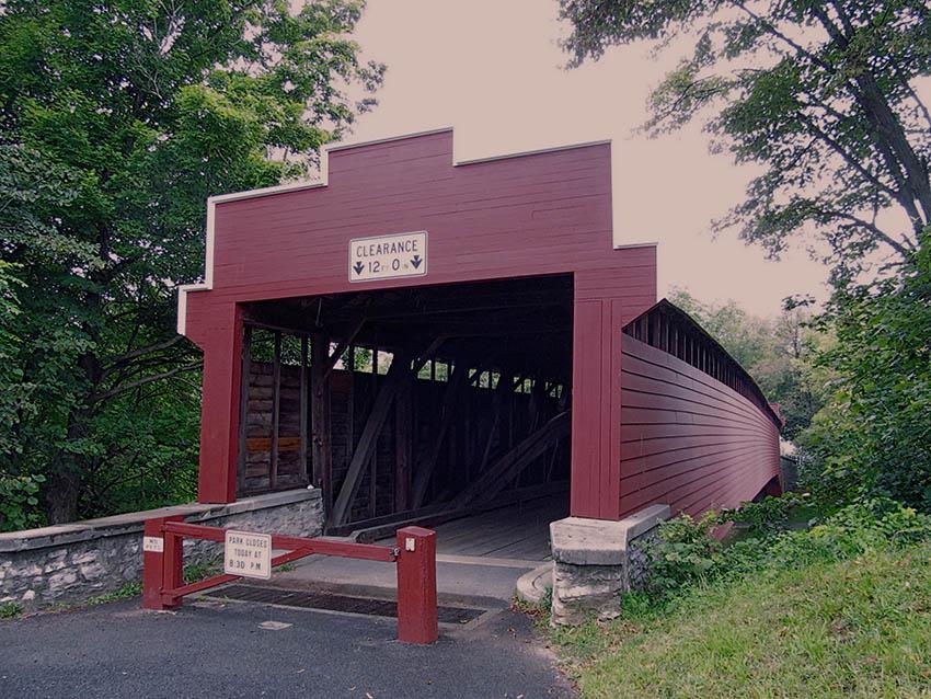 Wertz's Covered Bridge