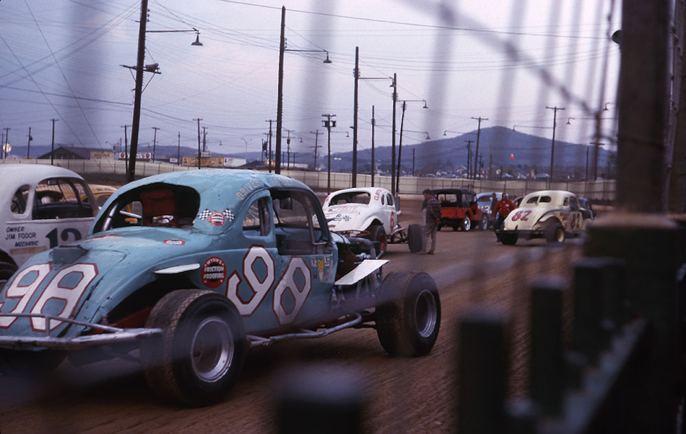 Reading Fairgrounds Speedway, the Home of Champions