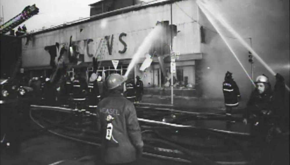 Boscov's Fire
