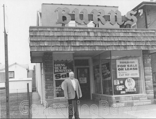 Burn's Department Store, Laureldale, PA