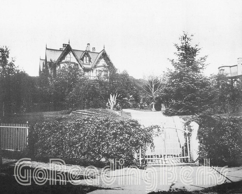Hathorne Mansion