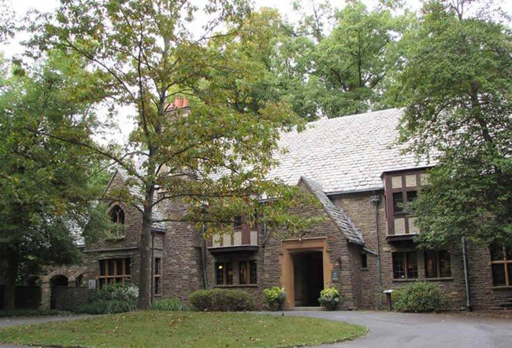 Nolde Forest Mansion