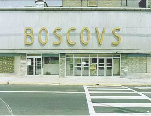 Boscov's Original Store, Ninth and Pike Street, Reading, PA