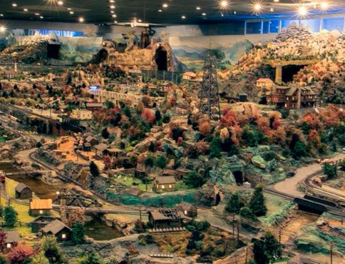Roadside America closing and auctioning off pieces and buildings of its miniature village