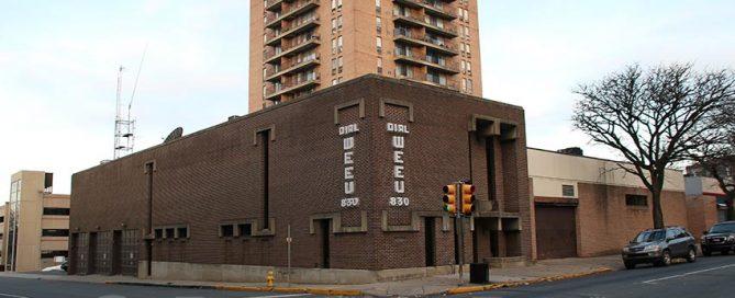 WEEU Building