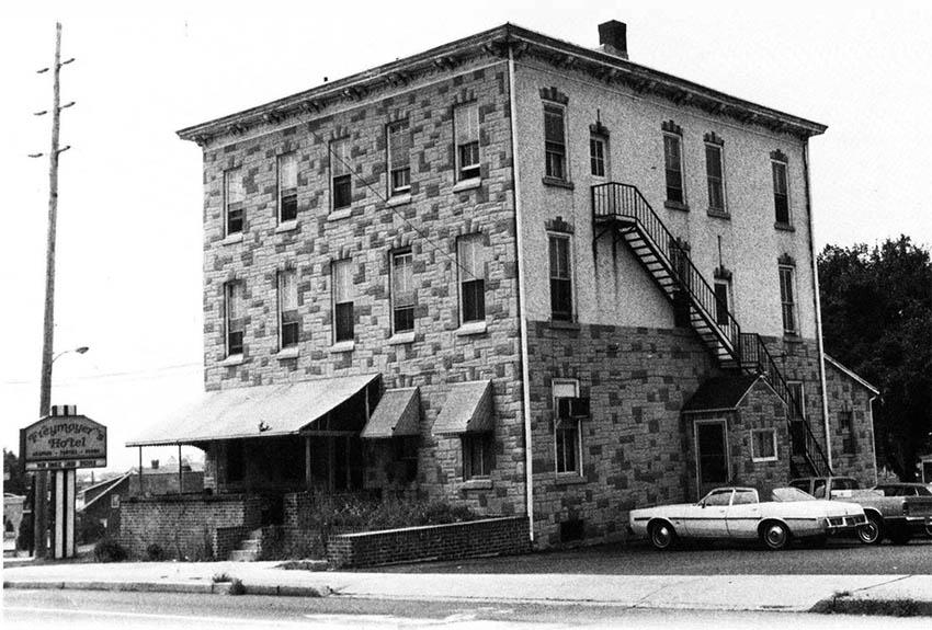 Freymoyer's Hotel