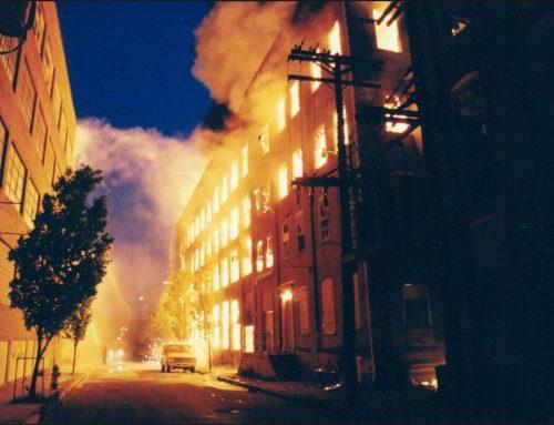 The Moss Street Fire