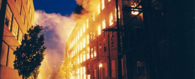 Moss Street Fire