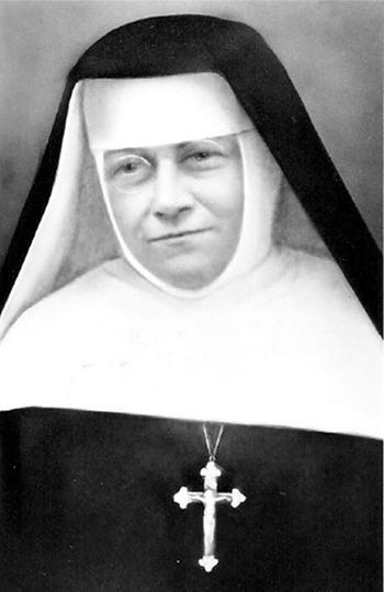 Mother Veronica Grzedowska O.S.F.