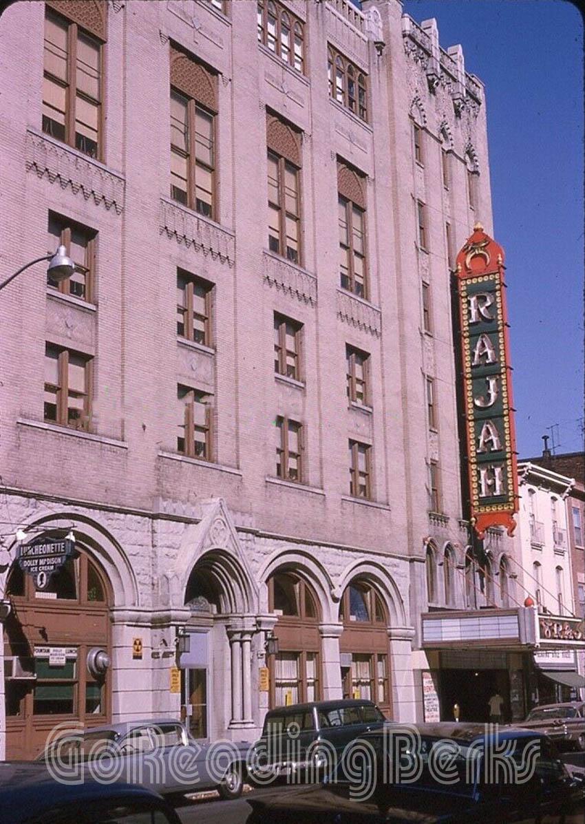 Rajah Theatre, 1964