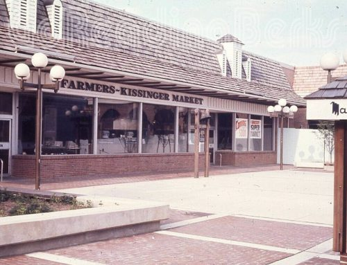 Farmers-Kissinger Market, 800 block of Penn Street, Reading