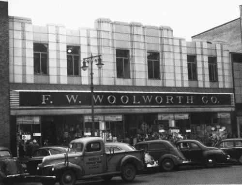 F. W. Woolworth Store, 530-534 Penn Street