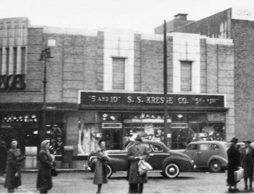 S.S. Kresge Co., 544 Penn Street