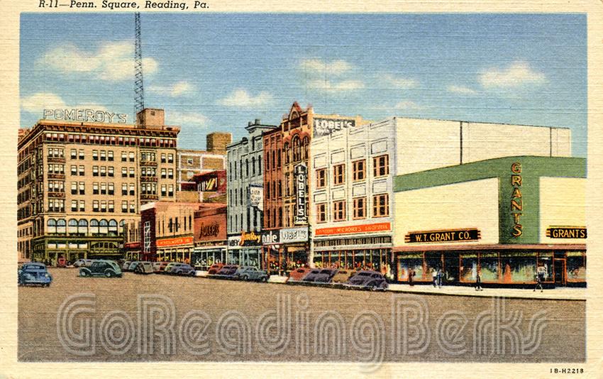 Penn Square, Reading, PA