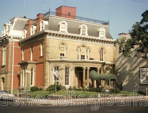Trexler Mansion – Elks Lodge – 46 South Fifth Street