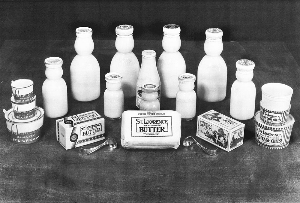 St Lawrence dairy