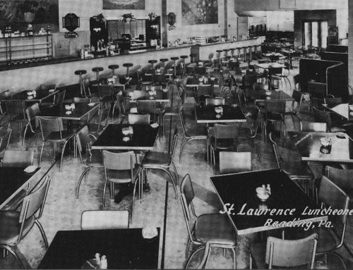 St. Lawrence Dairy and Luncheonette