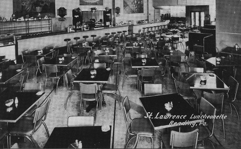 St. Lawrence Luncheonette
