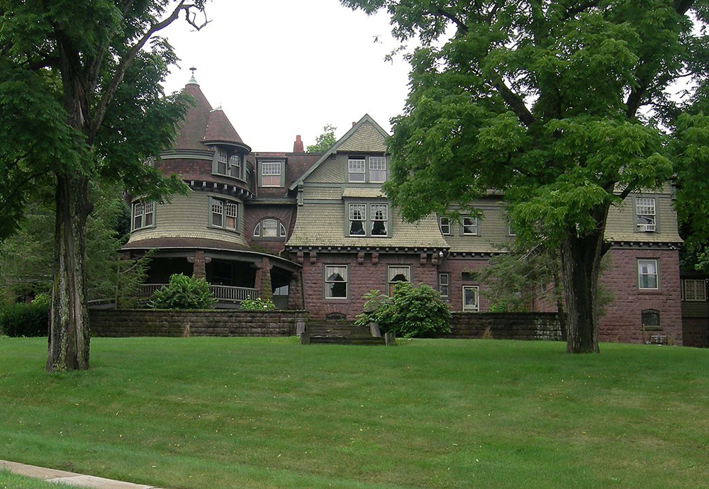 Edward Brooke II Mansion