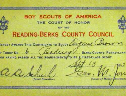 Boy Scouts of America – The Reading and Reading-Berks County Councils