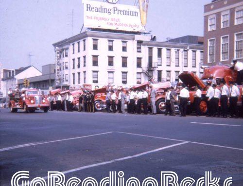 Fire Companies and Penn Street, Reading, PA