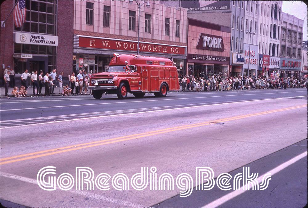 Penn Street, Reading, PA