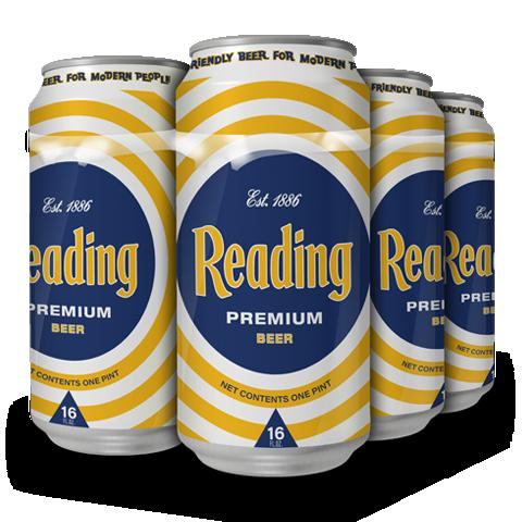 Reading Premium Beer