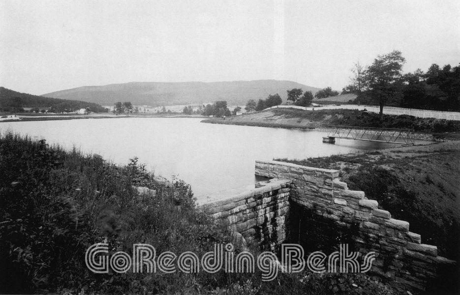 Bernhart's Dam