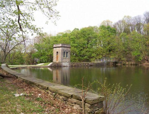 Bernhart's Dam, Lake, and Park