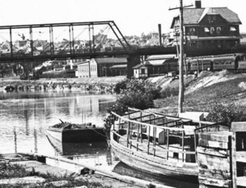 The Heritage of Reading: 1813-1847: Canals, Heavy Industry, and the Railroad