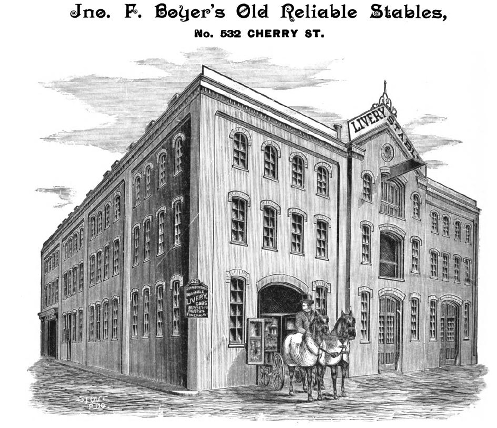 Boyer's Stables